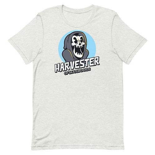 """""""Harvester Of Skateboards"""" Short-Sleeve Unisex T-Shirt"""