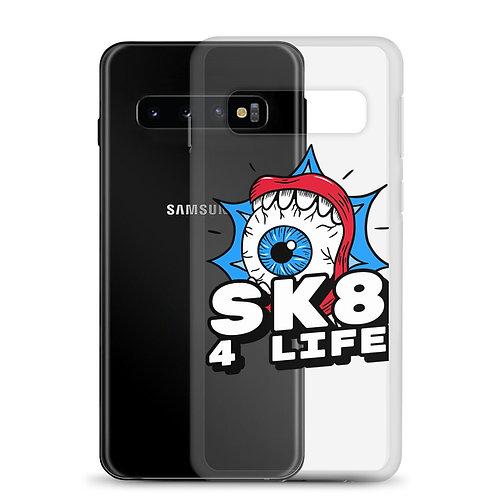 """Sk8 4 Life"" Samsung Case"