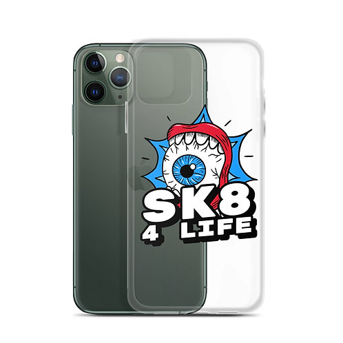 """""""Sk8 4 Life"""" iPhone Case"""