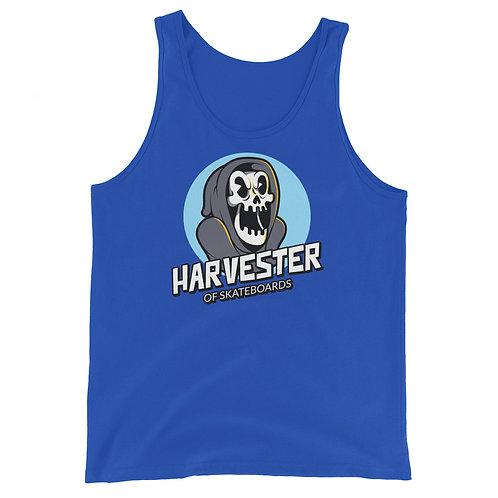 """Harvester of Skateboards"" Unisex Tank Top"