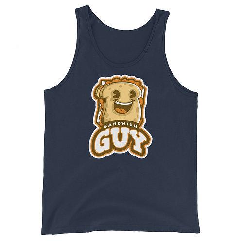 """""""Sandwich Guy"""" Unisex Tank Top"""
