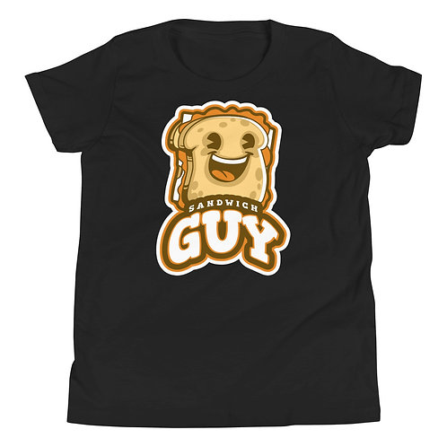 """Sandwich Guy"" Youth Short Sleeve T-Shirt"