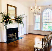 Wedding in Hines Dining Room
