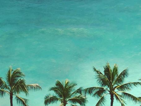 おうち時間でハワイ