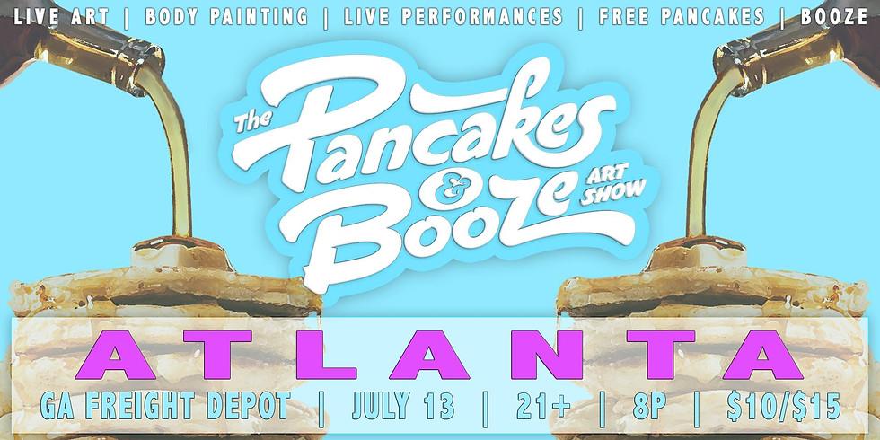 The Atlanta Pancake & Booze Art Show