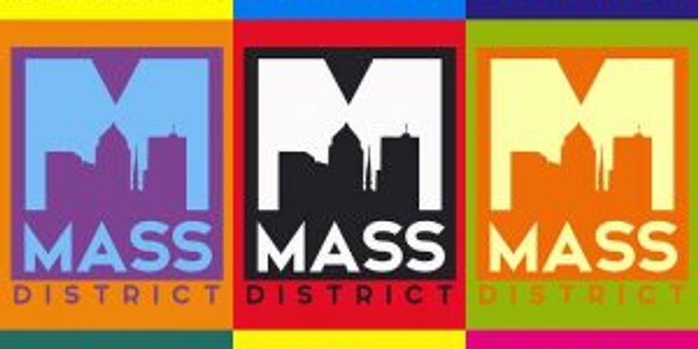 MASS District Artwalk - March 2019