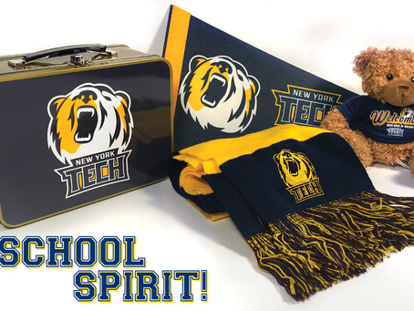 ddapromotions.com supplies school spirit to NYIT