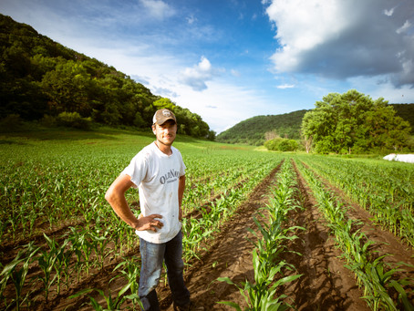 コロナ禍での農協と懇談
