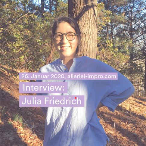 Interview für Allerlei-Impro, Januar 2020