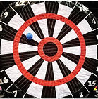Soccer Darts Inflatable