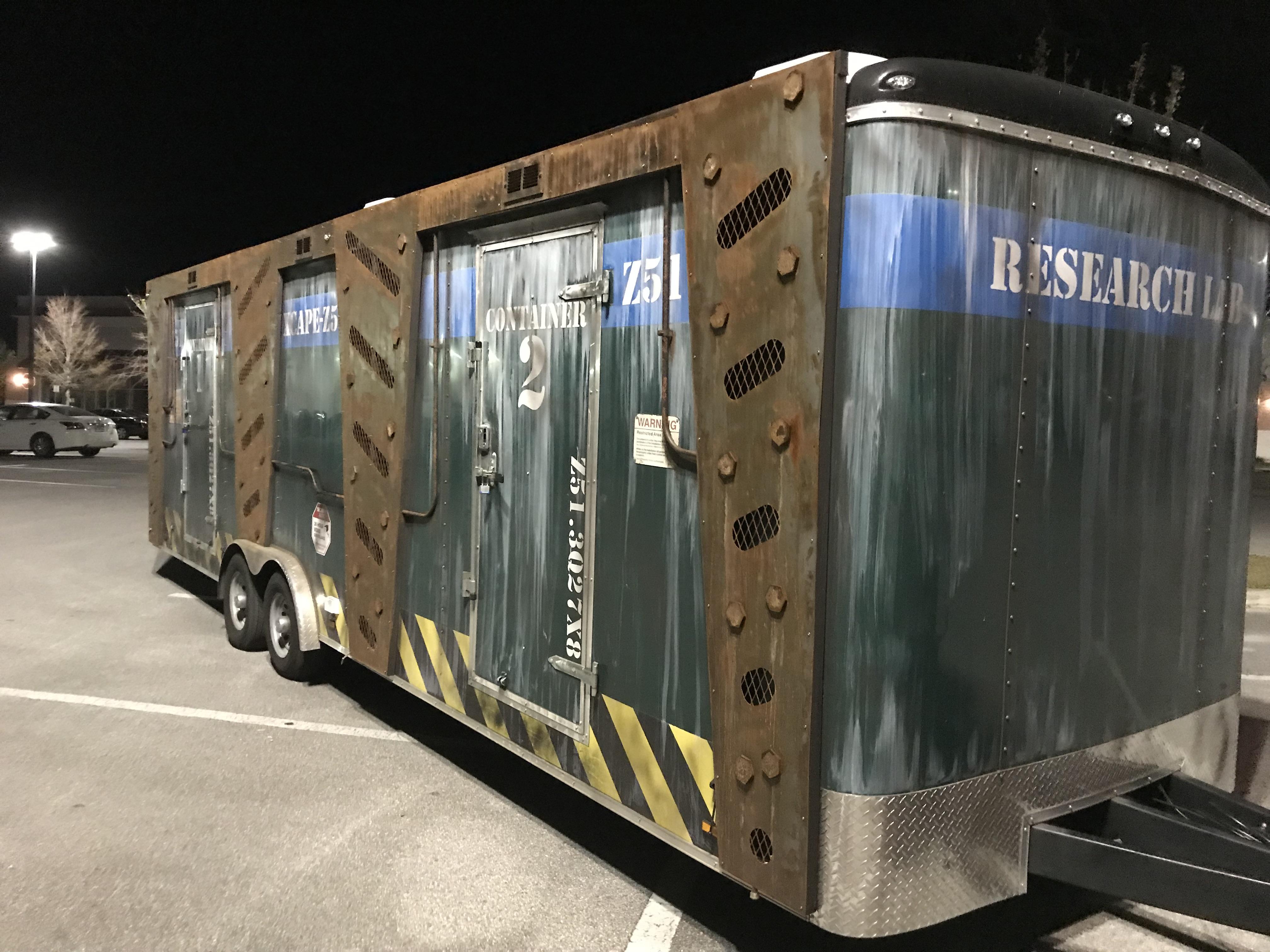 Mobile Escape Room | Ohio Indiana Michigan