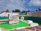 Grand Slammer Interactive Inflatable
