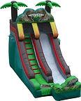 Dino Run Slide