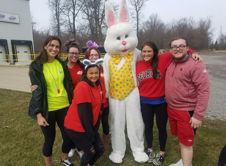 Easter With The Kangaroo Cave Team