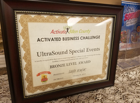 UltraSound Earns Bronze Award
