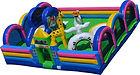 Animal Land Lima Inflatable
