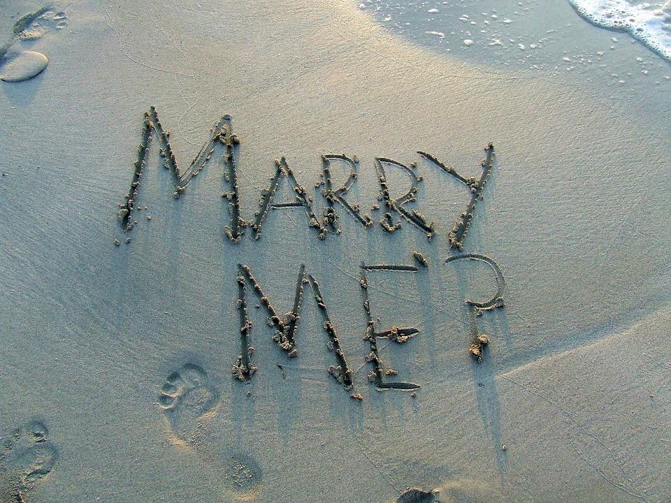 Marry Me Beach