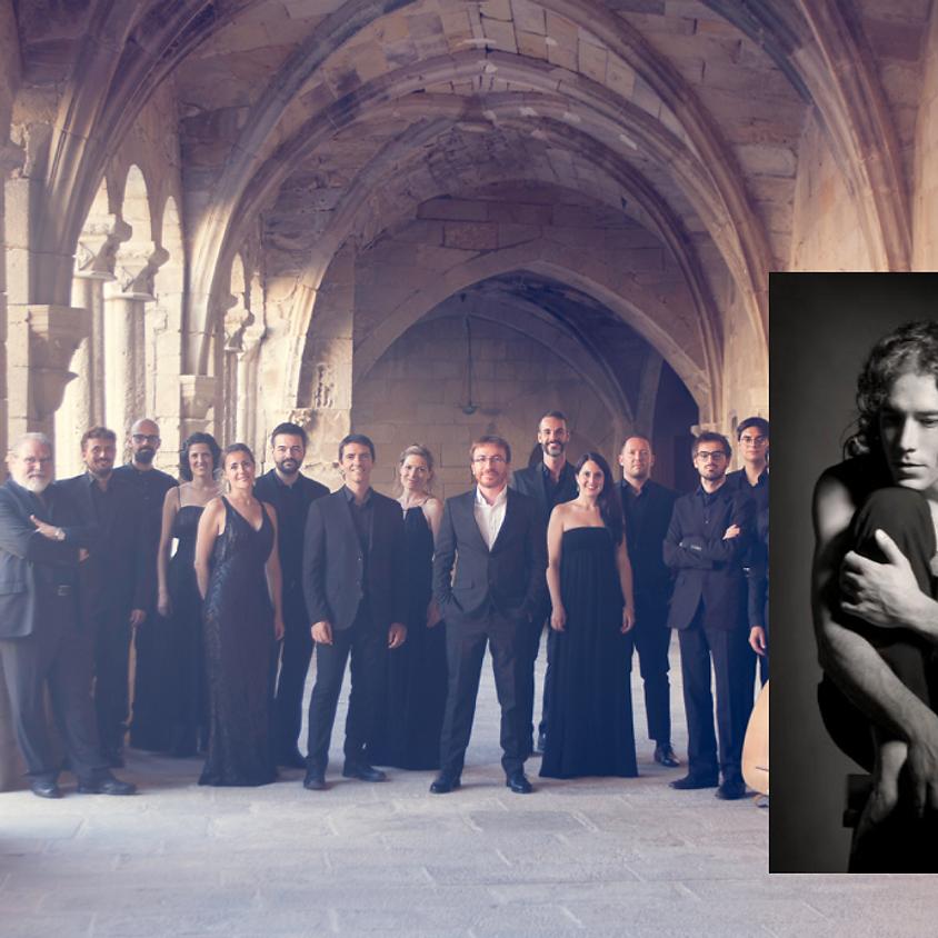 ENSEMBLE O VOS OMNES & GERARD MARSAL / PRIMAVERA MUSICAL VISTABELLA 2020 -