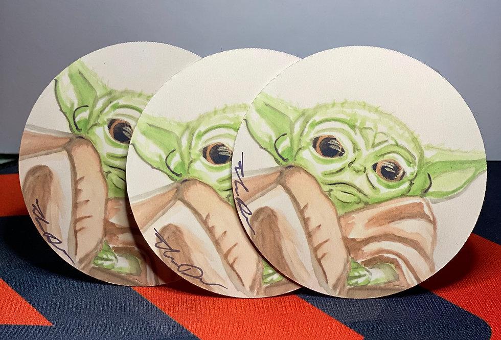 Baby Yoda - Sticker