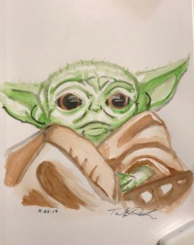 Baby Yoda / The Child