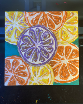 Summer Time Citrus