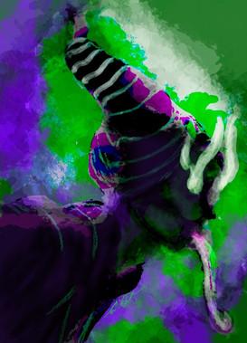 Fan Art - Maleficent