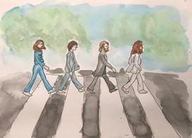 Abbey Road - Fan Art