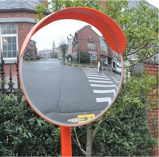 Corner Convex Mirror