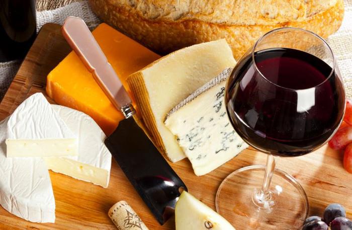 Qual vinho escolher para um determinado queijo?