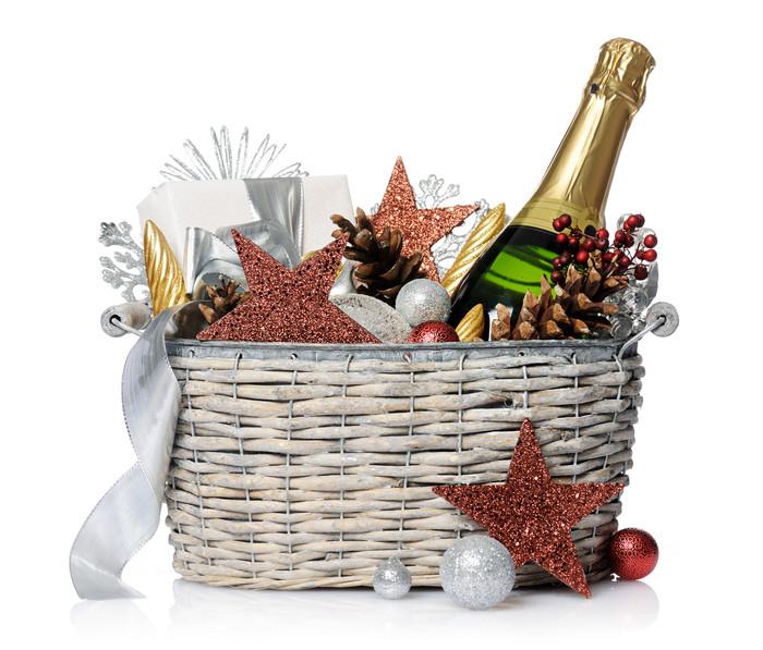Cestas de Natal: uma ótima opção para presentear