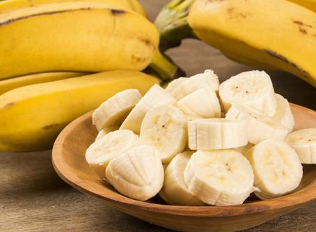 NutriAção: A banana e seus benefícios