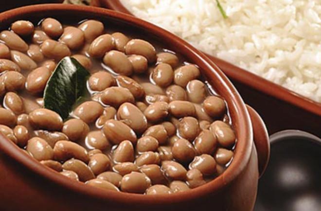A perfeita combinação do arroz com feijão
