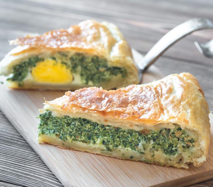 Receita para Quaresma: Torta Pascoalina