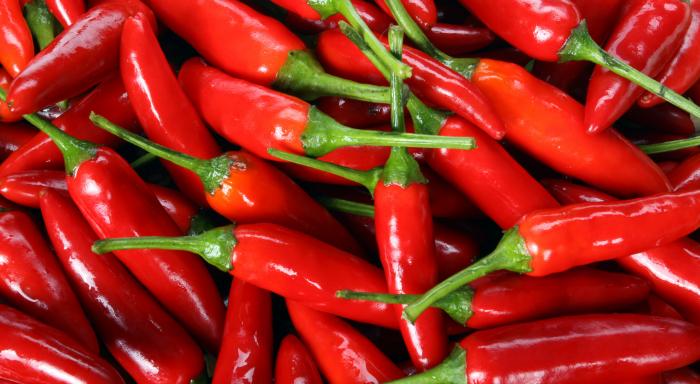Pimentas e seus benefícios