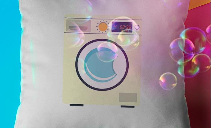 Como lavar travesseiros e almofadas