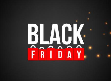 Saiba o que vai rolar na Black Friday Savegnago