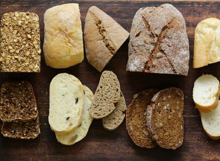 Variedades para os amantes de pães