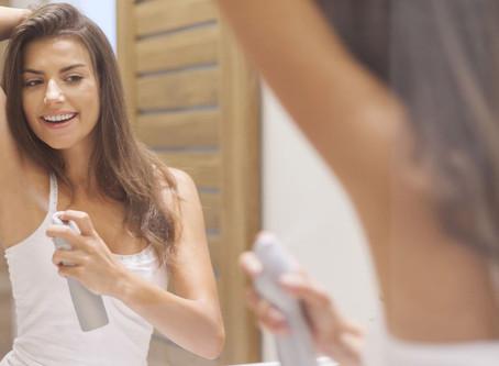O desodorante certo