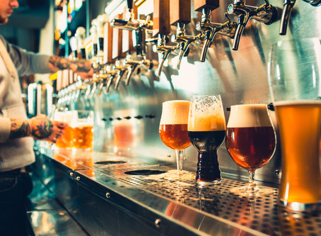 Você sabe como é feita a cerveja?
