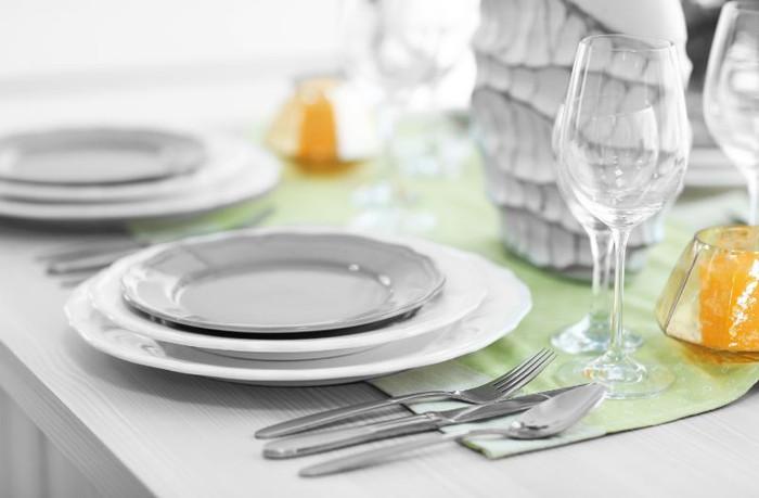 Festas de fim de ano: como organizar os talheres à mesa