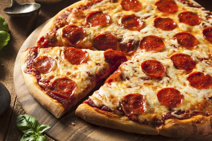 Receita: massa de pizza especial