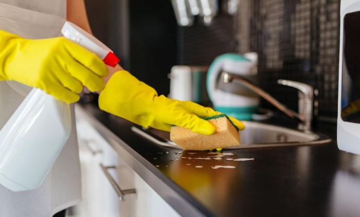 Dicas para deixar sua cozinha limpa e organizada