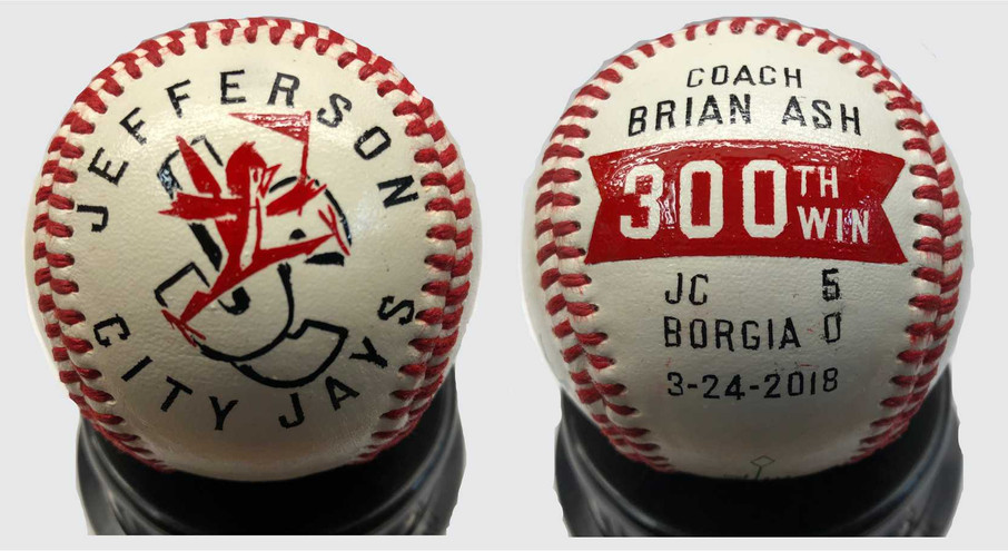 Custom Decorated Softballs