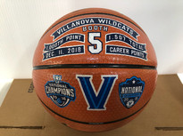 Hand Painted College Basketball Awards