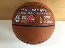 Personalized Premium Basketball Award