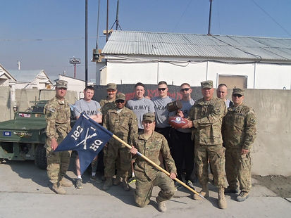182nd Infantry, Afghanistan. Thank you for your service.