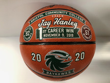 Decorated Basketball