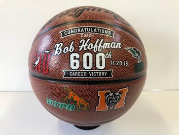 Premium Decorated Basketball Coach Awards