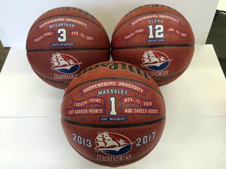 Custom Basketball Team Gifts