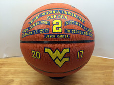 Hand Painted College Basketball